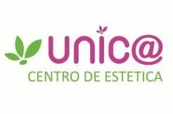 logo Unic@ entro de Estetica Laser Sapphire
