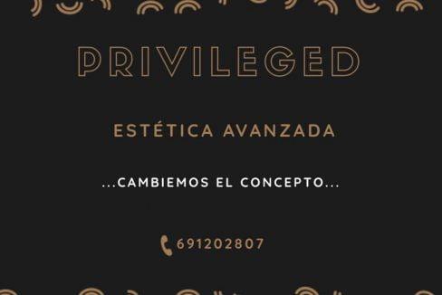 PRIVILEGED ESTETICA SAPPHIRE