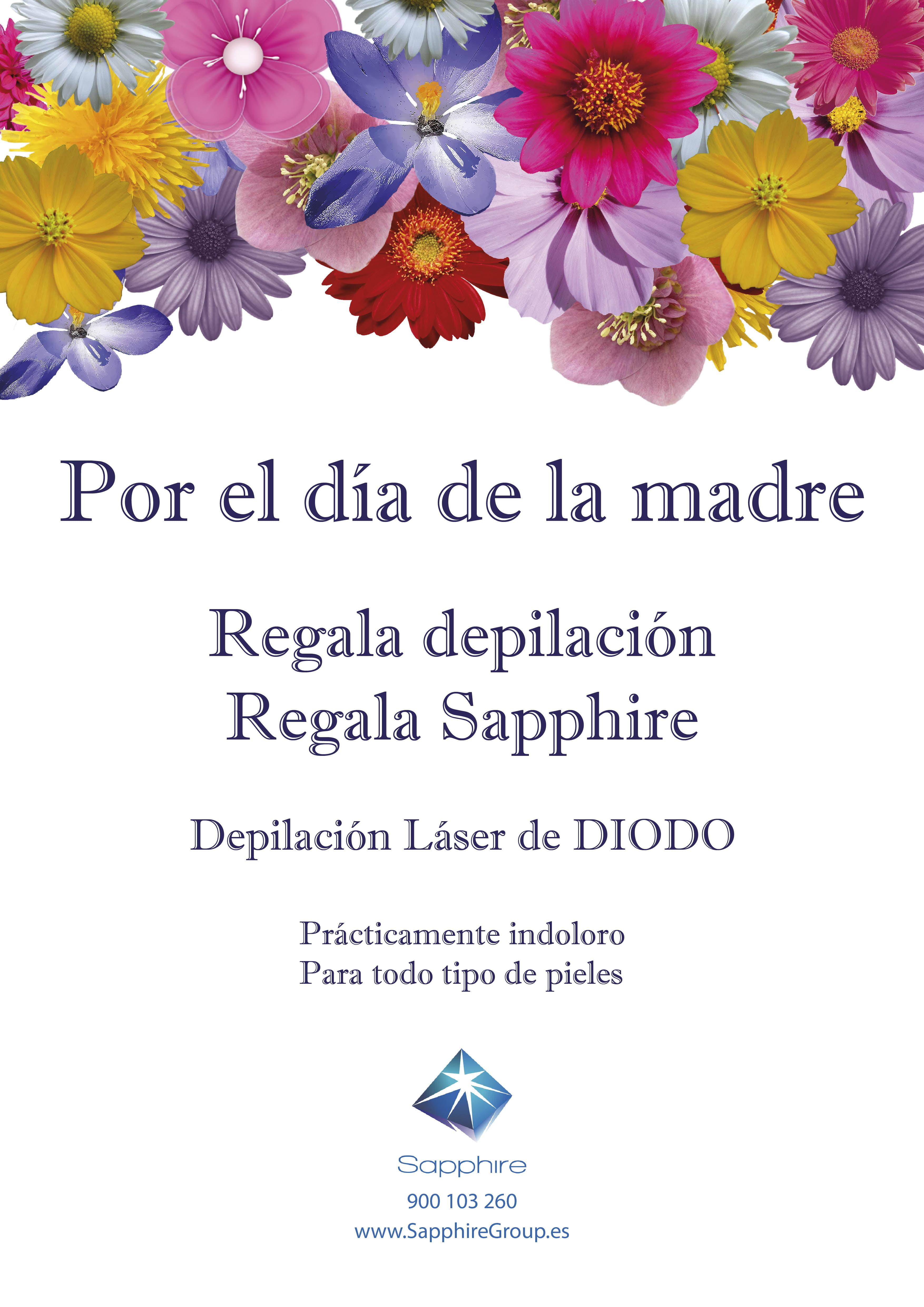 dia de la madre2019 Sapphire