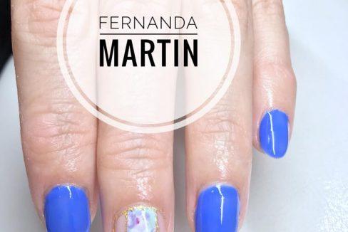 Fernanda Martín Sapphire