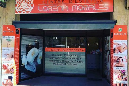 Centro de estética Lorena Morales