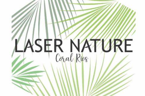 Laser nature Coral Rios