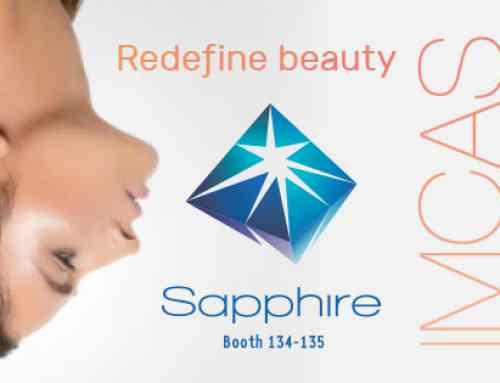 Sapphire en IMCAS Paris 2017