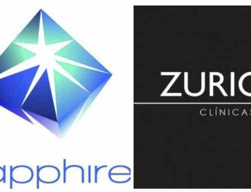 Sapphire, proveedor único de láseres de diodo de alta potencia para Clinicas Zurich