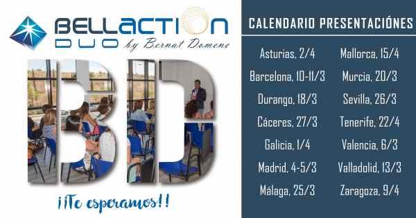 calendario presentaciones BellAction-01