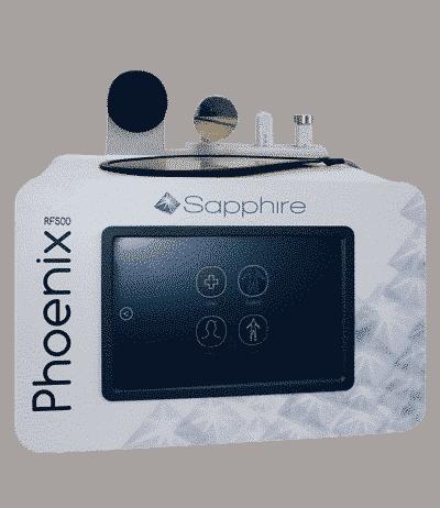 Radiofrecuencia Phoenix Sapphire