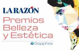 premios belleza y estetica - sapphire group - aparatologia estetica - premio referente en aparatologia estetica nacional